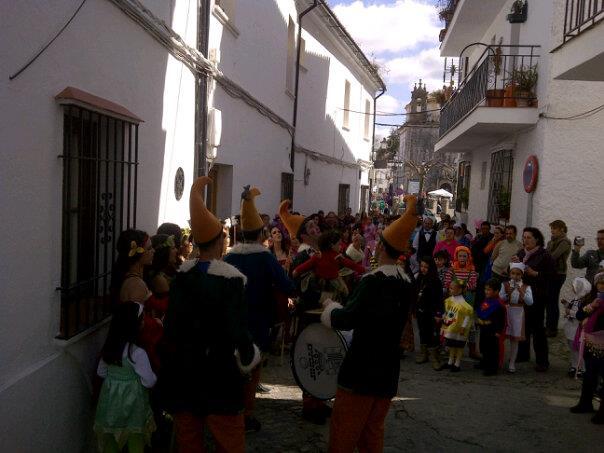 grazalema carnaval