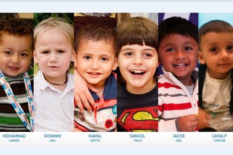 niños terapia genica