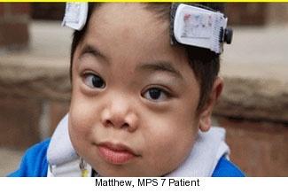 Fase I / II de trial clinico  para la MPS7.