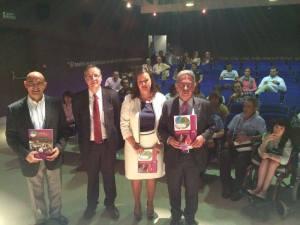 Apoyando Congreso Nacional MPS enfermedades raras en Santander