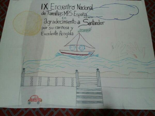 IX Encuentro Nacional de Familias MPS2014