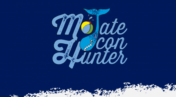 """Mójate con Hunter"